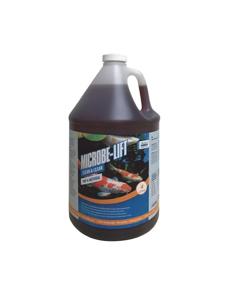 Microbe Lift Clean & Clear...