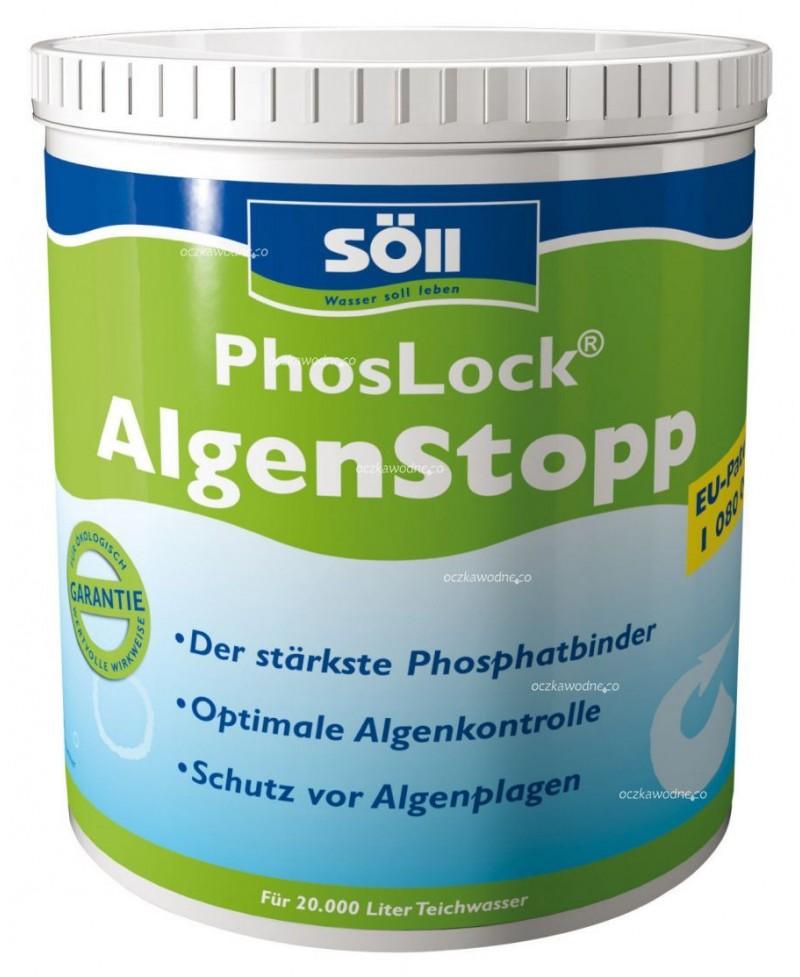P-Lock AlgenStopp 1 kg
