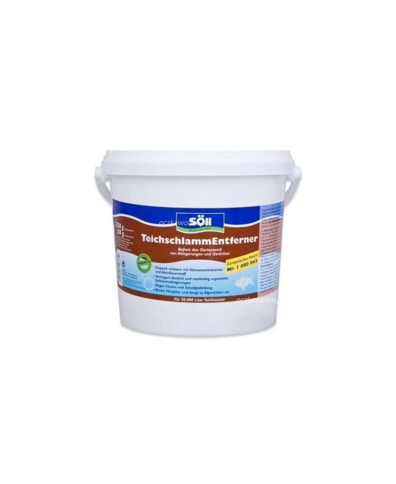 Teichschlamm Entferner 2,5 kg