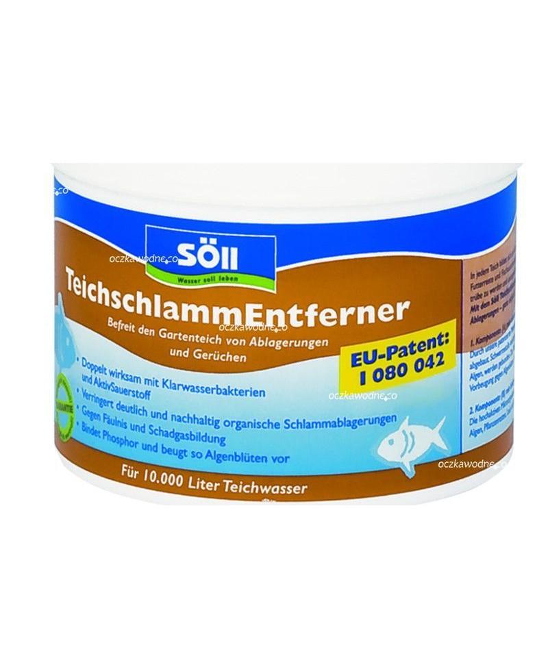 Teichschlamm Entferner 500 g
